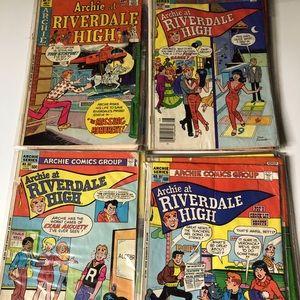 20 Vintage Archie Jughead Riverdale Comics